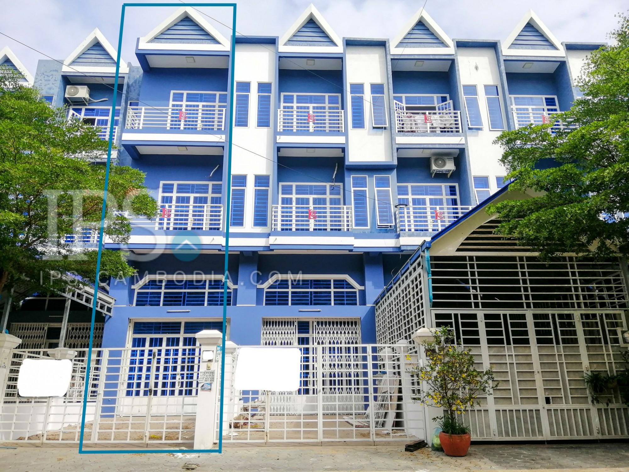 6 Bedroom Twin Villa For Sale - Phnom Penh Thmey, Sen Sok, Phnom Penh