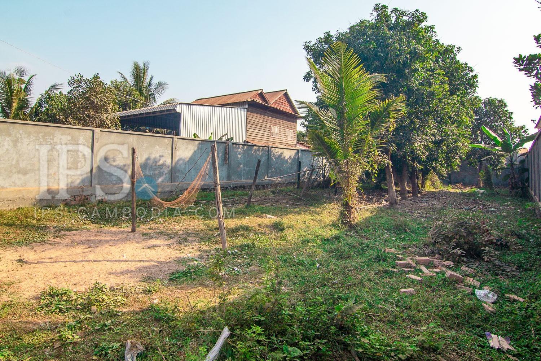 456 Sqm Residential Land  For Sale - Sala Kamreuk, Siem Reap
