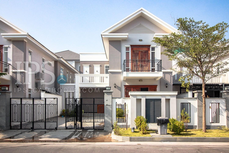 4 Bedroom Villa For Sale in Prek Leap, Phnom Penh