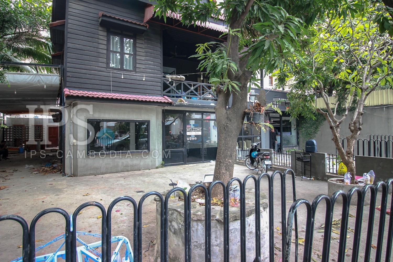 493 Sqm Shophouse For Rent - BKK1, Phnom Penh
