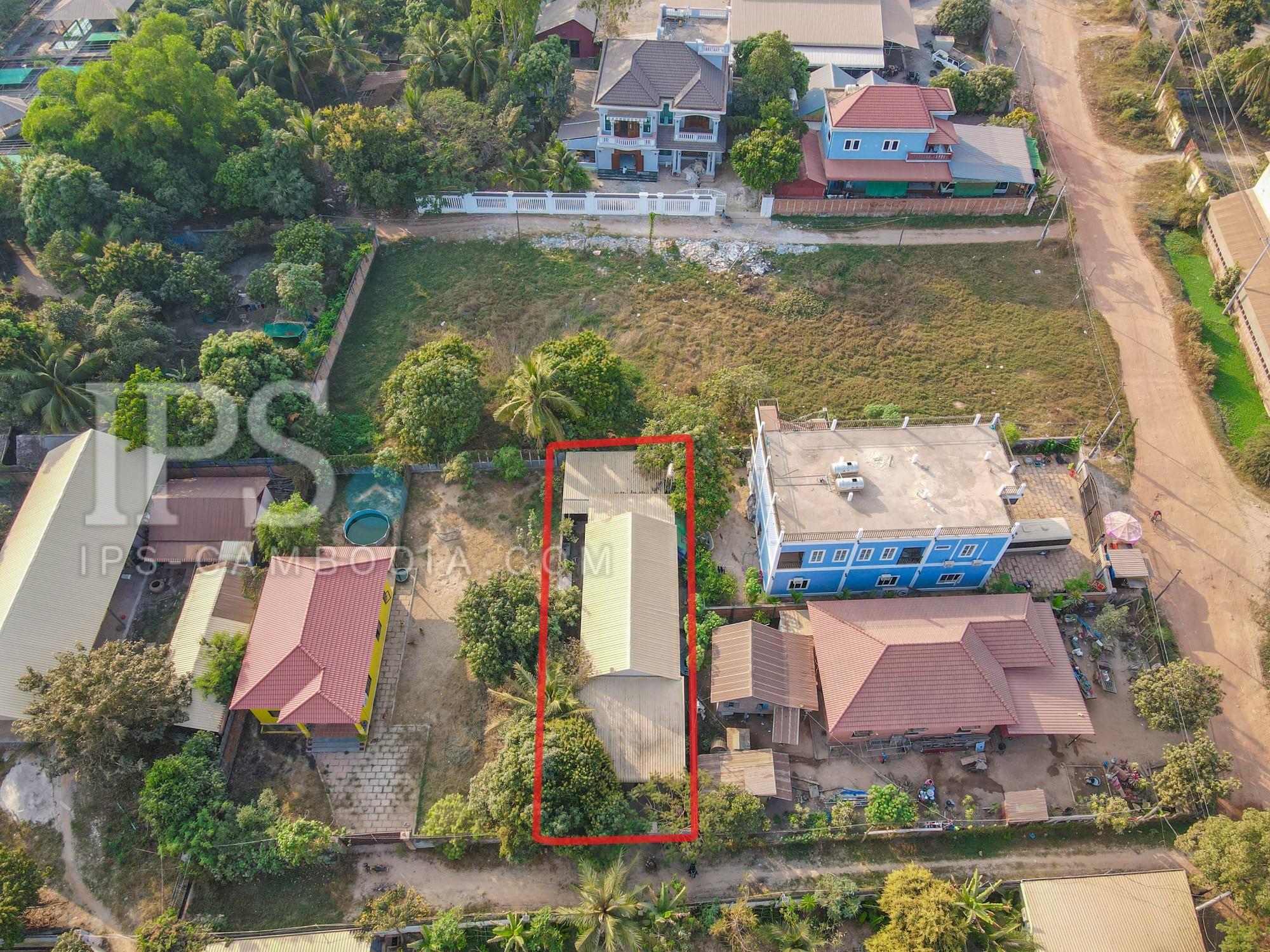 321 Sqm Residential Land For Sale - Sala Kamreuk, Siem Reap