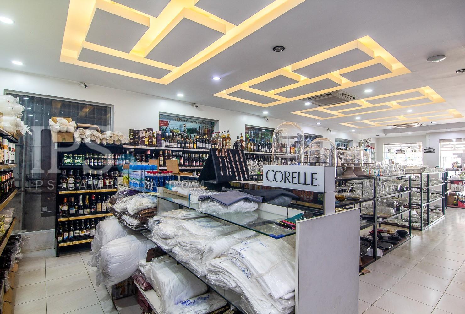 200 sqm Office Space Rent in Svay Dangkum, Siem Reap