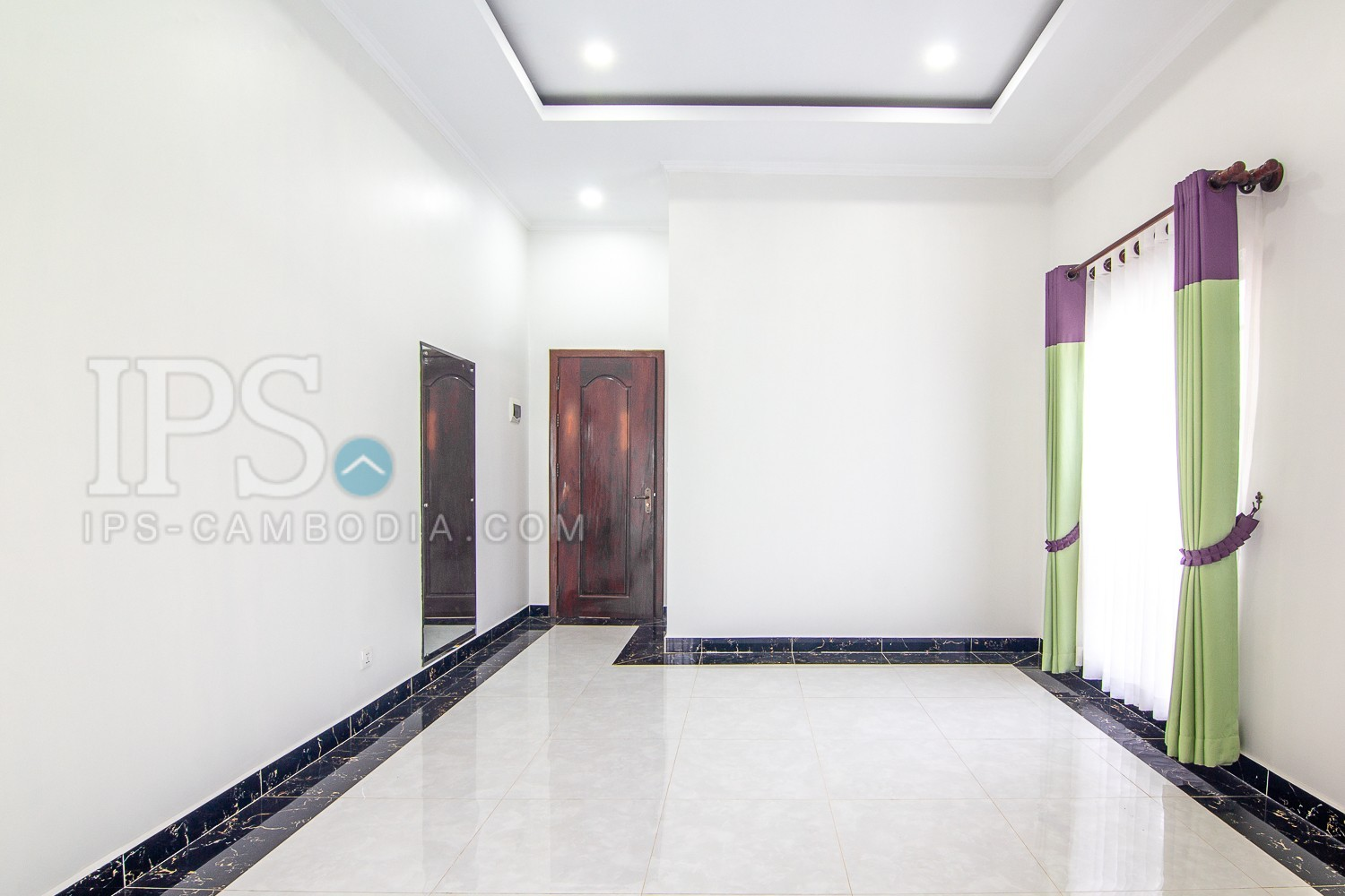 3 Bedroom House For Rent - Svay Thom, Siem Reap