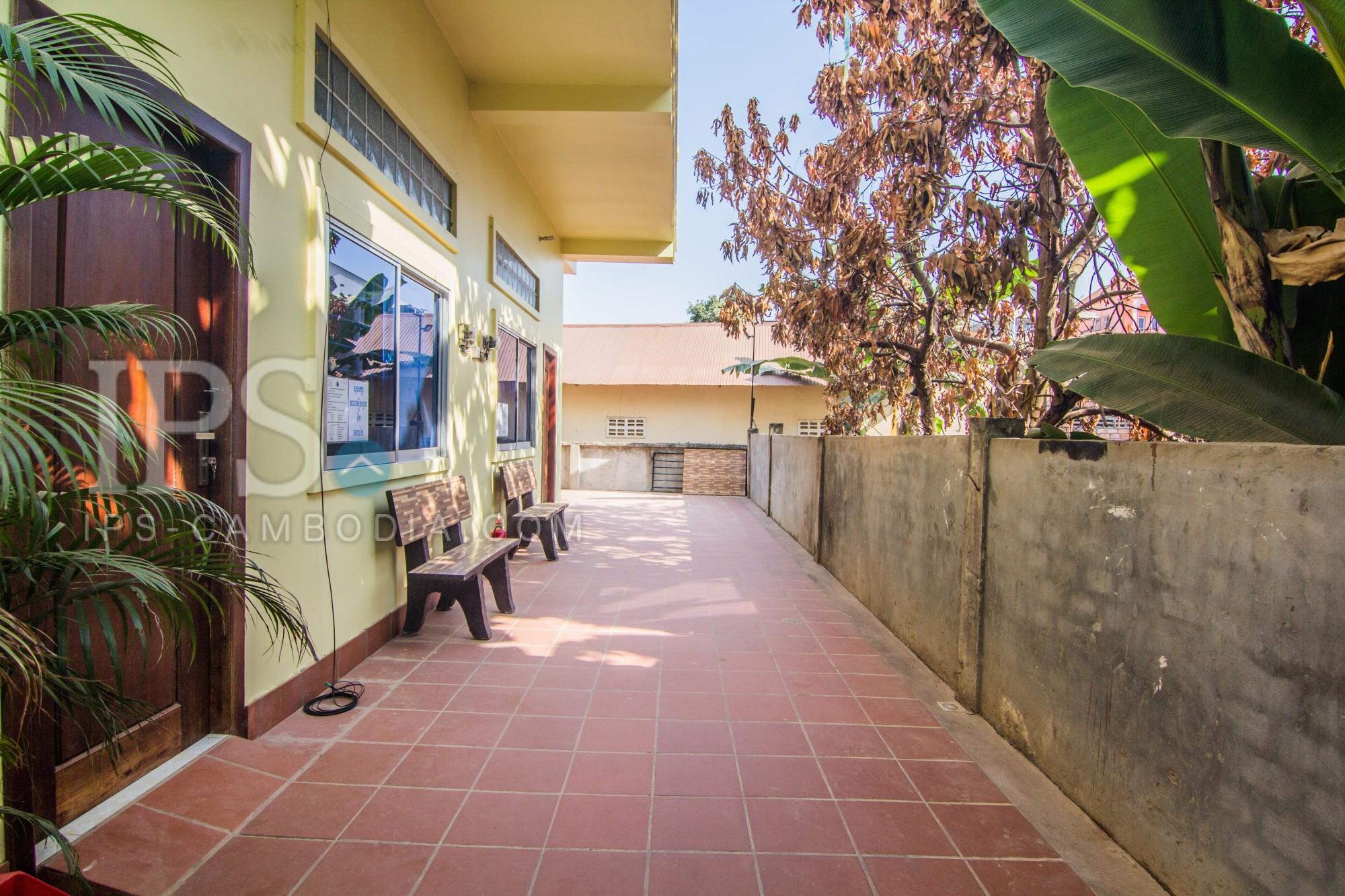 1 Bed Studio Apartment For Rent - Svay Dangkum, Siem Reap