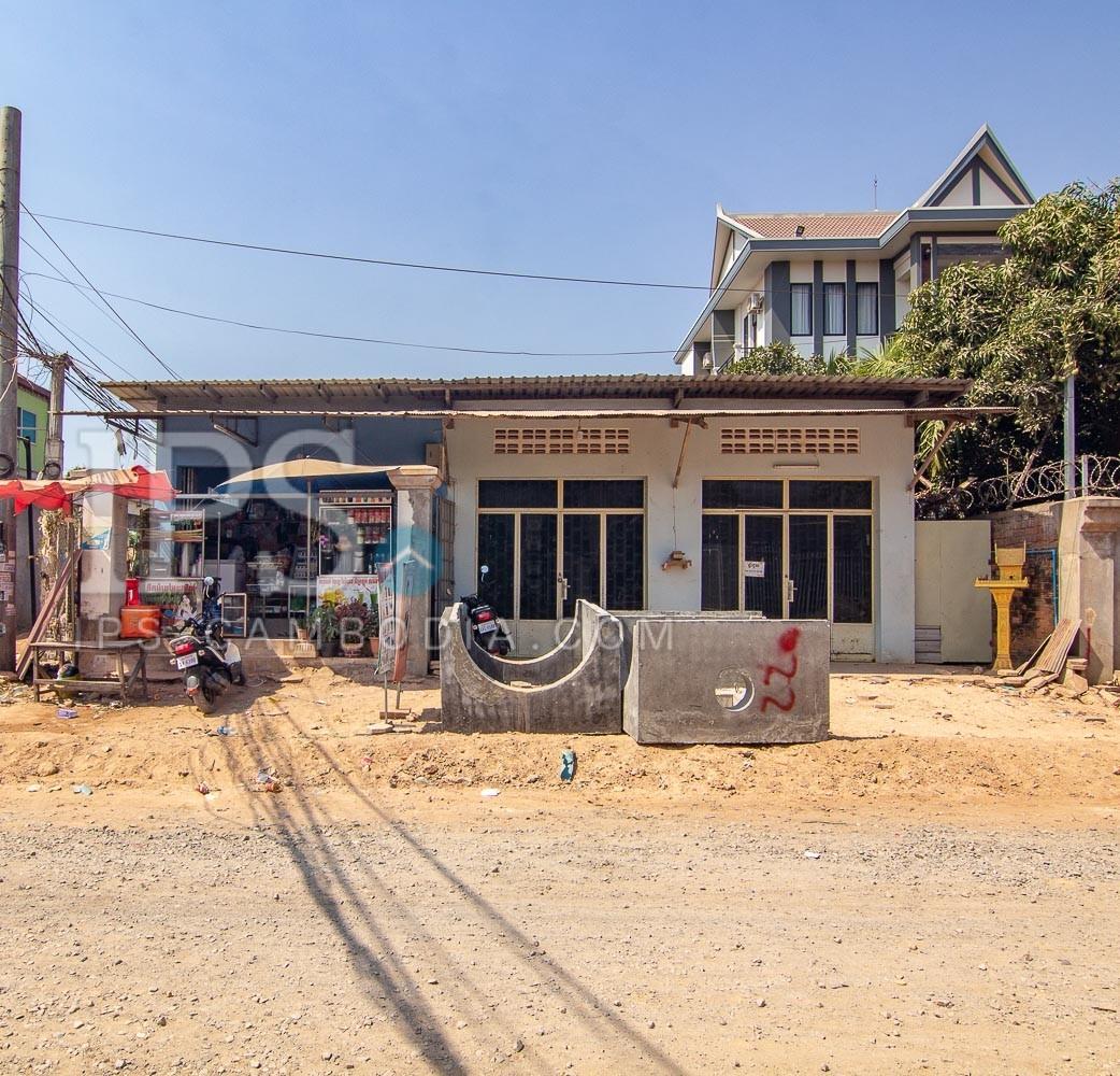 415 Sqm Land For Sale - Svay Dangkum, Siem Reap