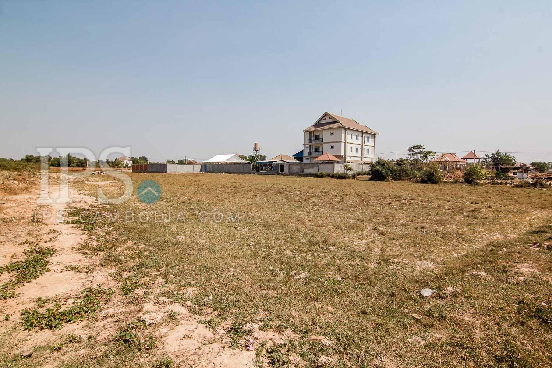 3687 Sqm Residential Land For Sale - Svay Dangkum, Siem Reap