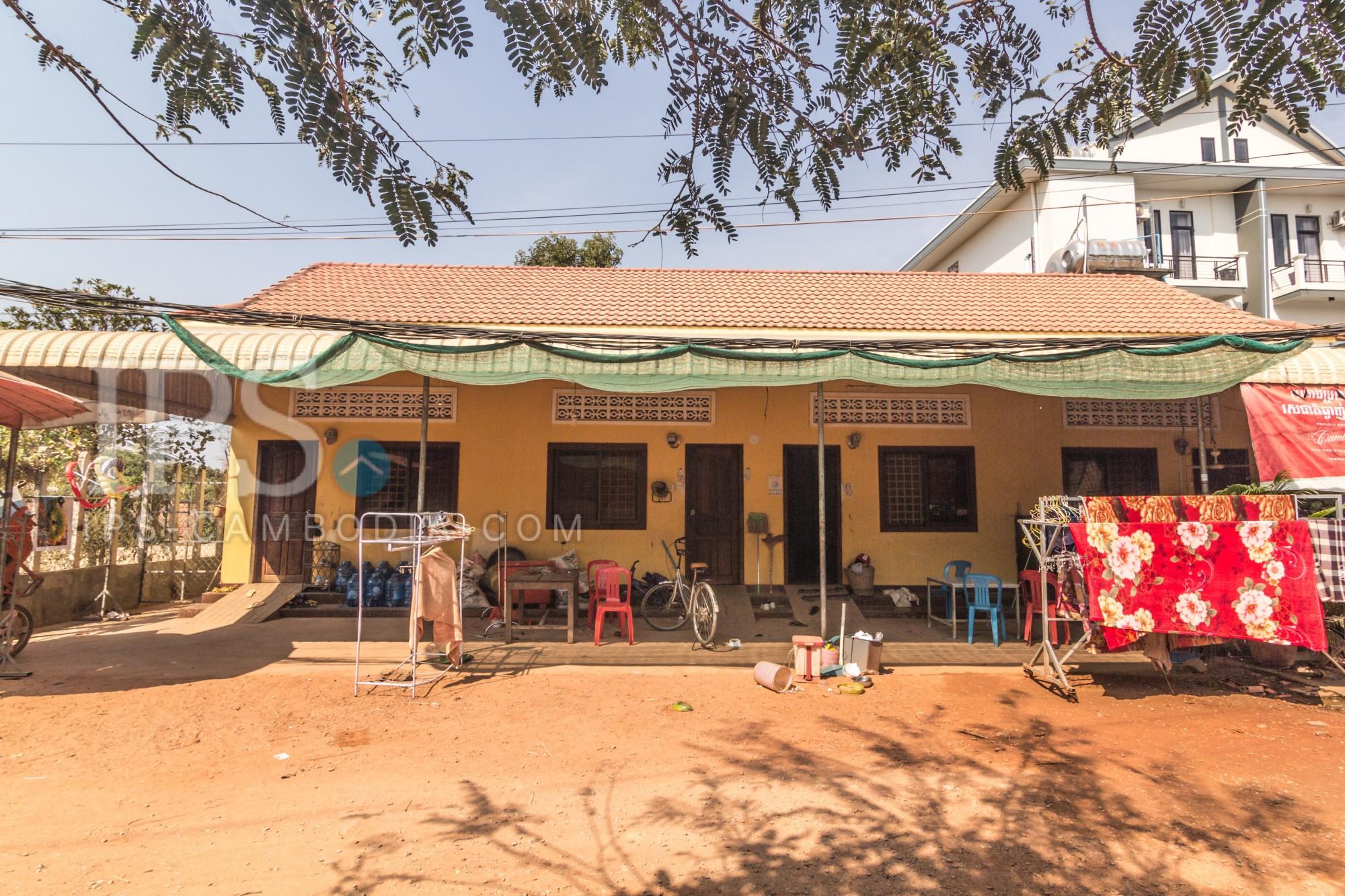 286 Sqm Residential Land For Sale - Svay Dangkum, Siem Reap