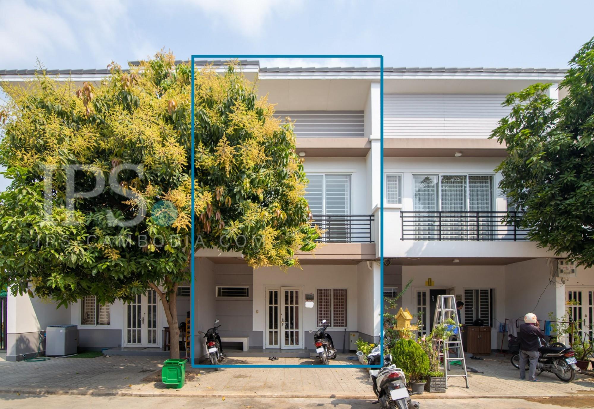 2 Bedroom For Rent - Khan Chbar Ampov, Phnom Penh