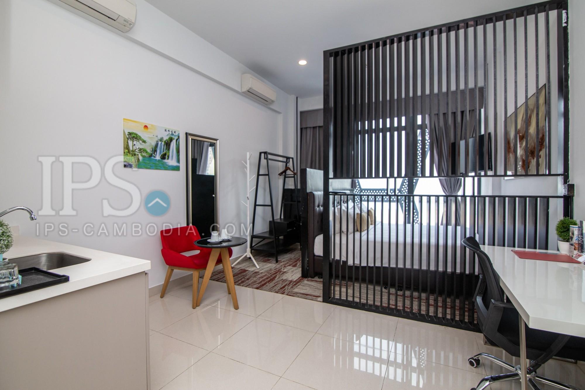 Studio Apartment For Sale - The Bridge, Phnom Penh