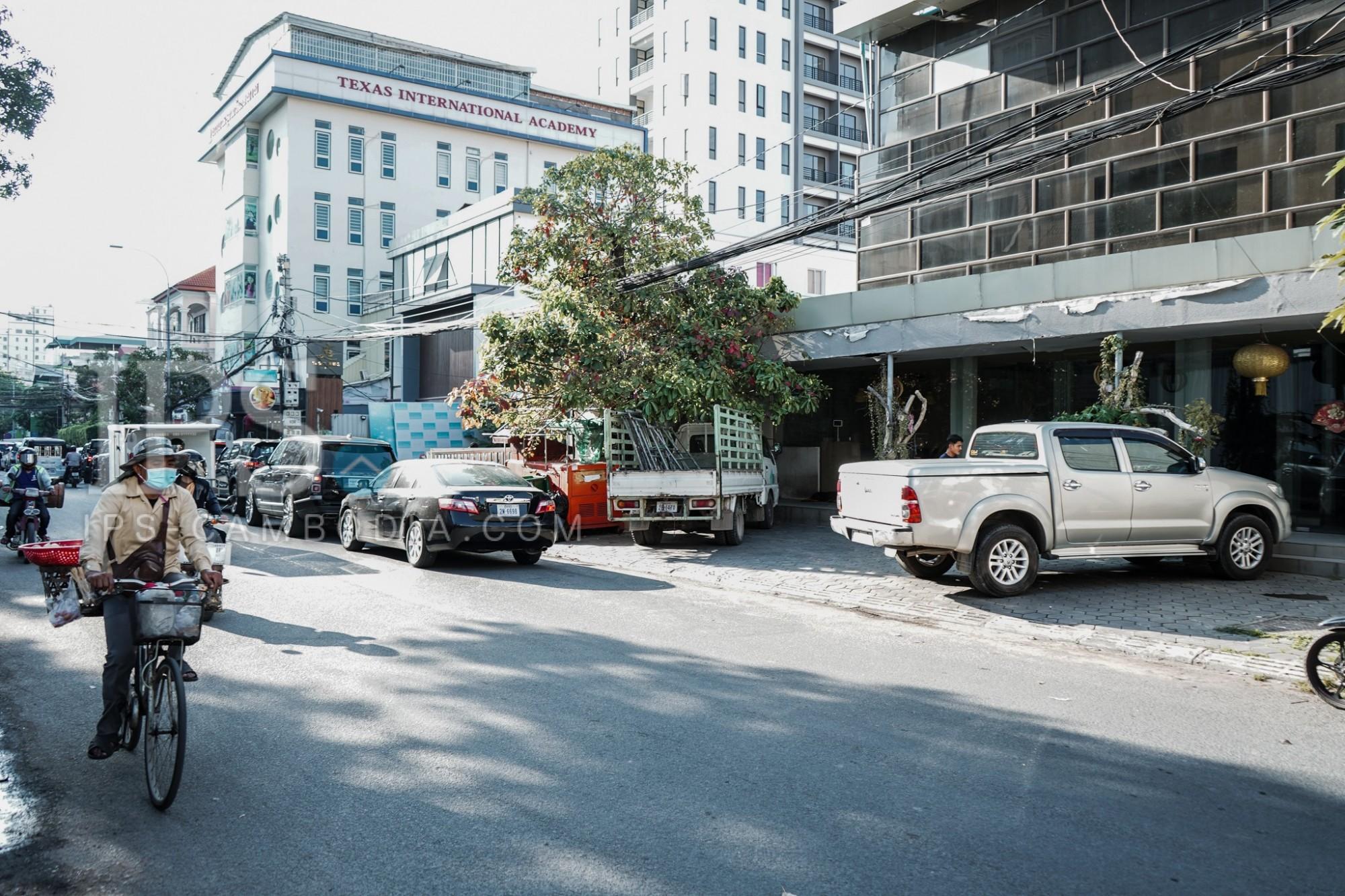470 Sqm Land For  Sale in BKK1 - Phnom Penh