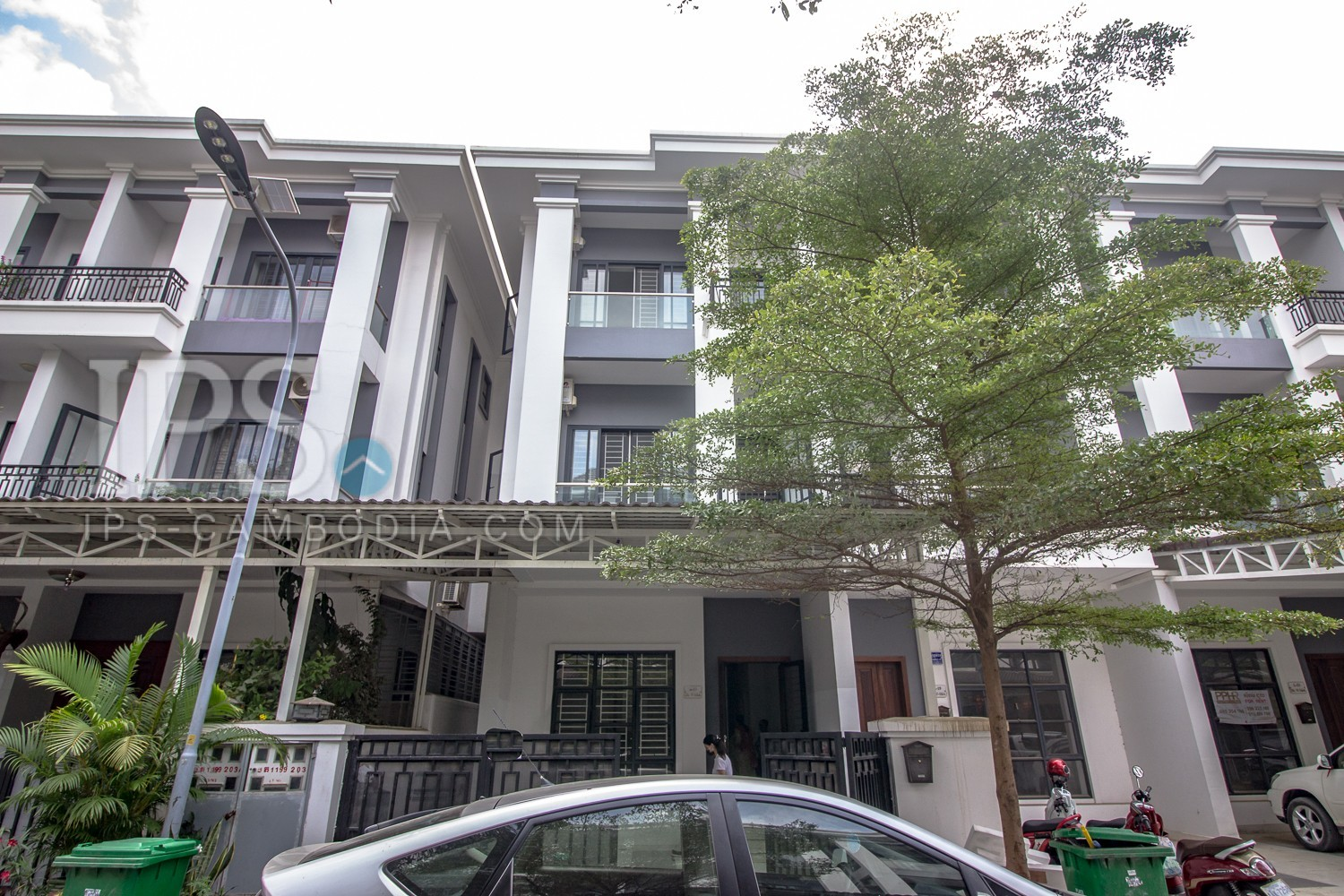 4 Bedroom Twin Villa For Rent - Meanchey, Phnom Penh