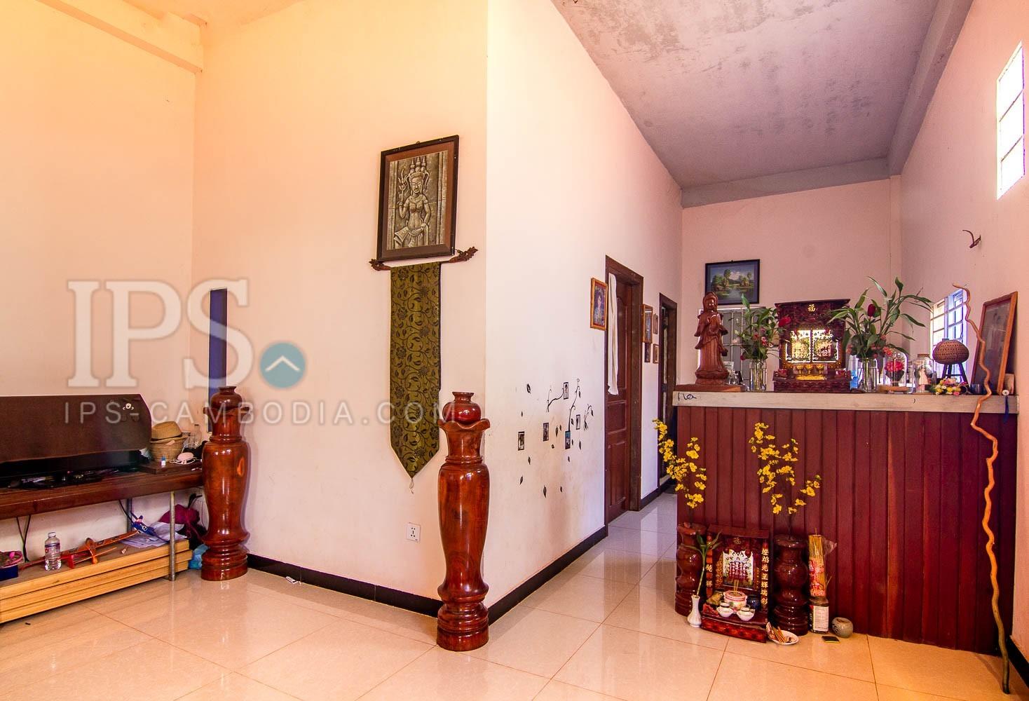 1 Bedroom House For Sale - Chreav, Siem Reap