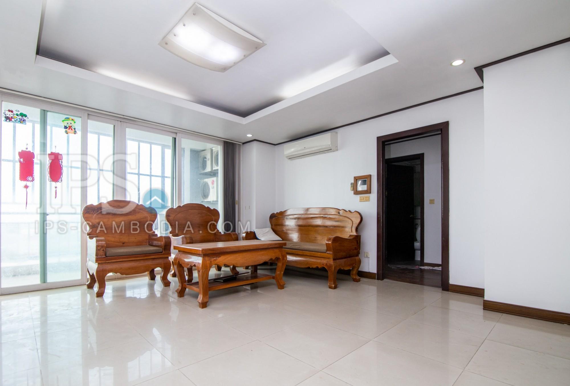 4 Bedroom Apartment For Sale - Toul Kork, Phnom Penh