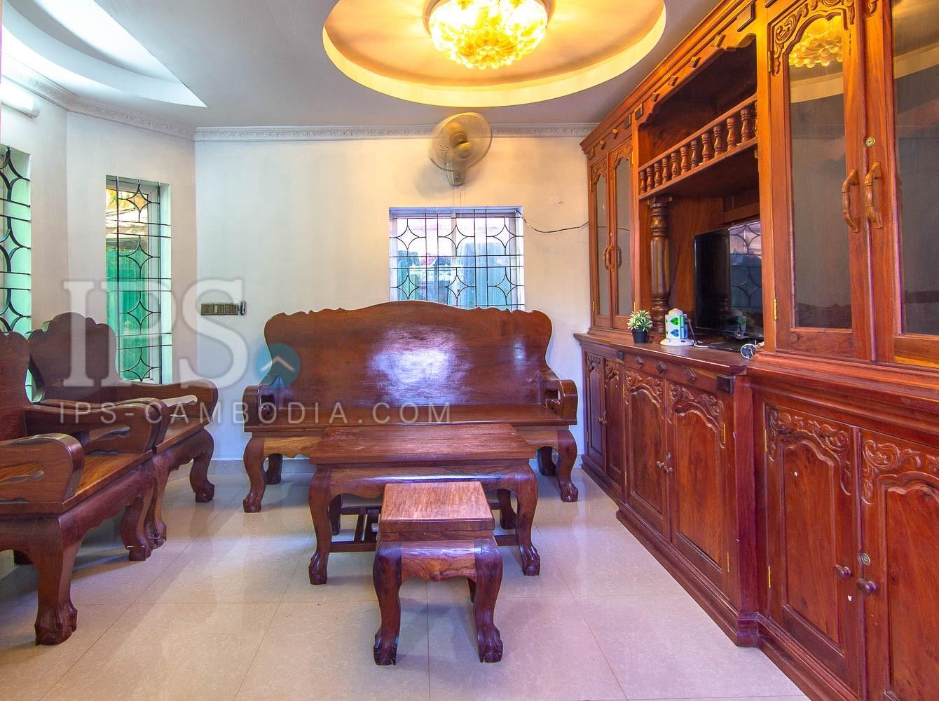 3 Bedroom Villa for Rent - Three Monkeys Road, Siem Reap