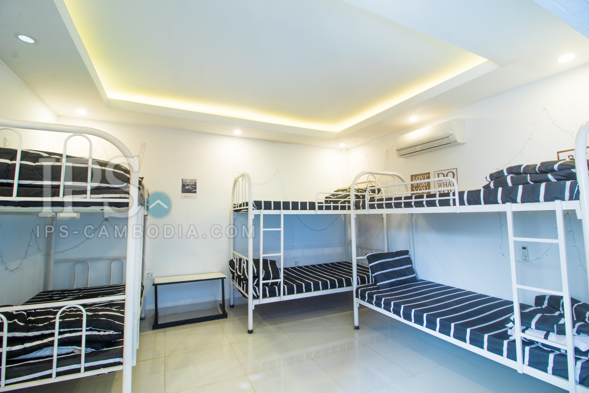 6 Bed Dormitory Room For Rent - Slor Kram, Siem Reap