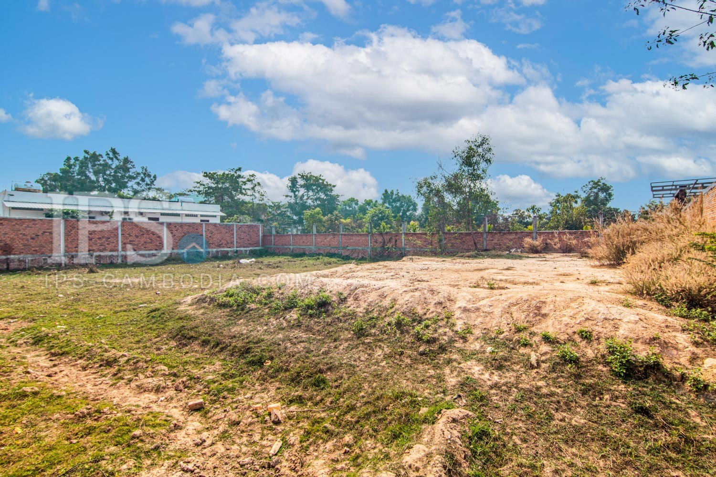 204 Sqm Residential Land For Sale - Sala Kamreuk, Siem Reap