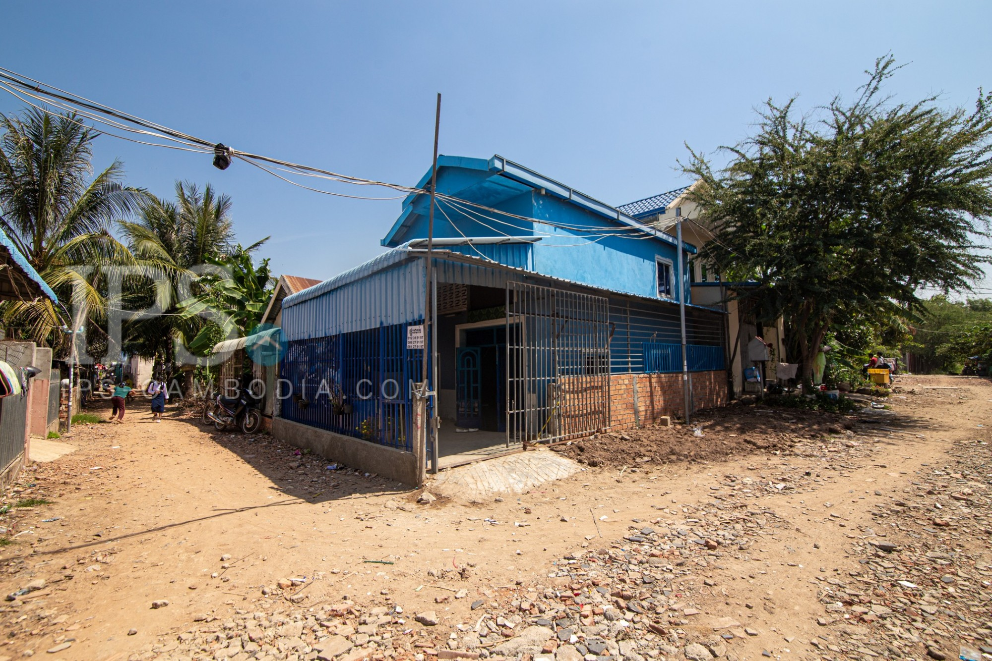 1 Bedroom House For Sale - Ta Khmau, Kandal