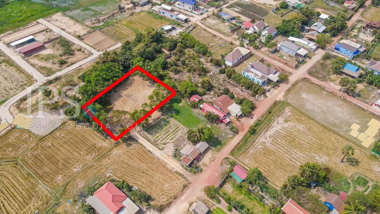 1779 Sqm Residential Land For Sale - Chreav, Siem Reap