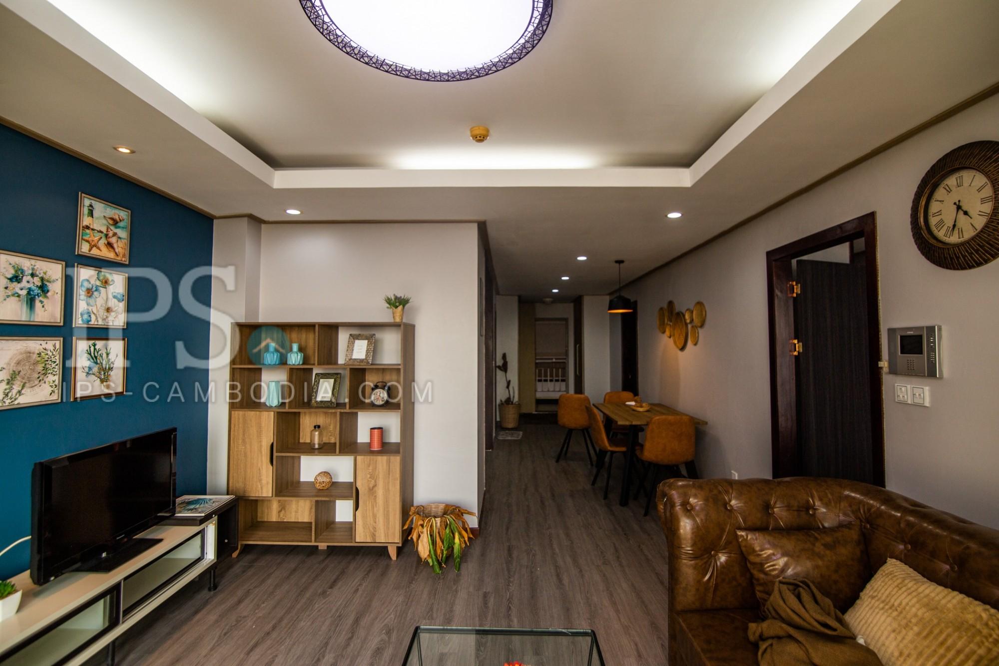 2 Bedroom Condo For Sale - Tuol Kork, Phnom Penh