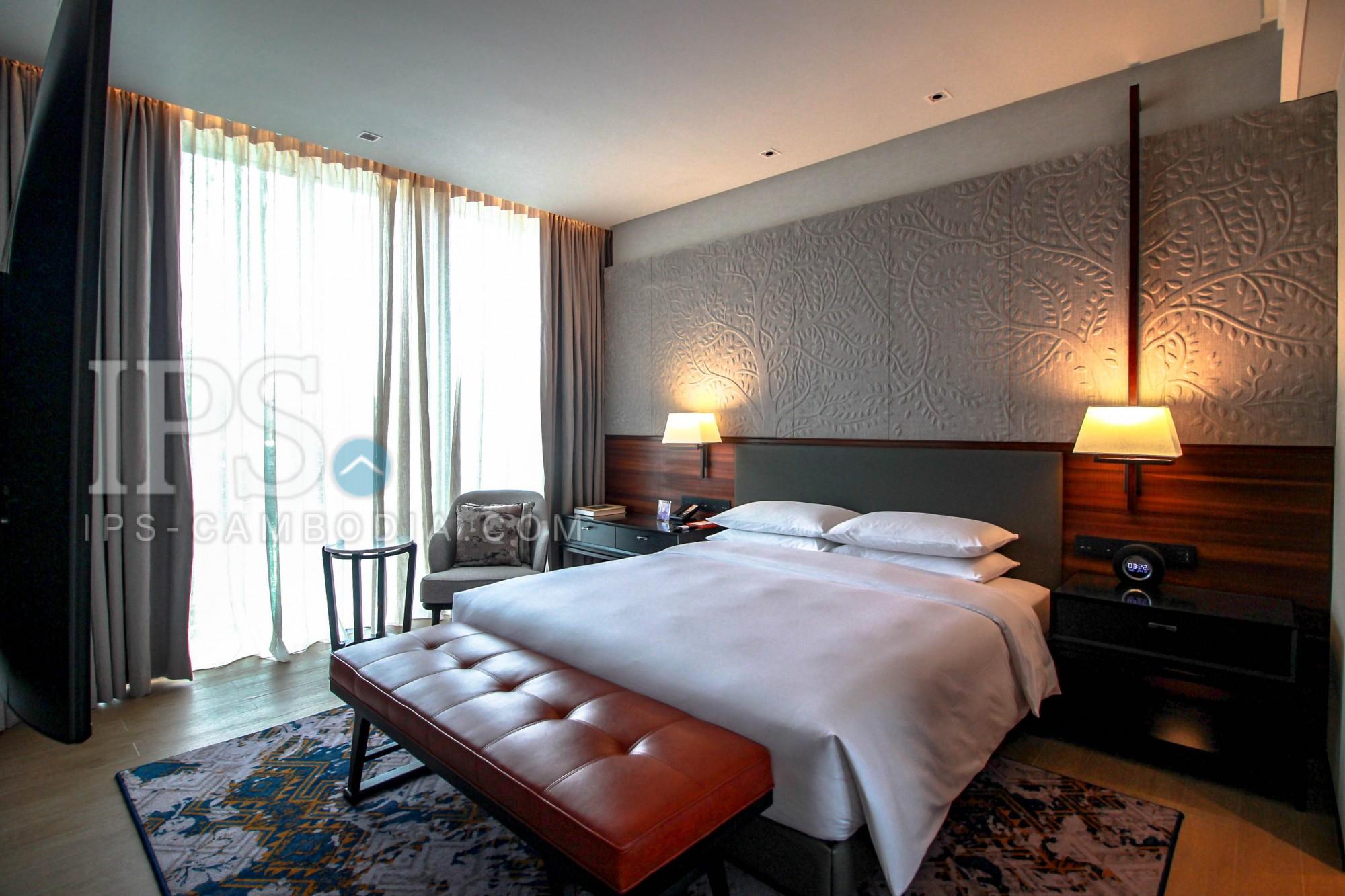2 Bedroom Serviced Apartment For Rent - Daun Penh, Phnom Penh