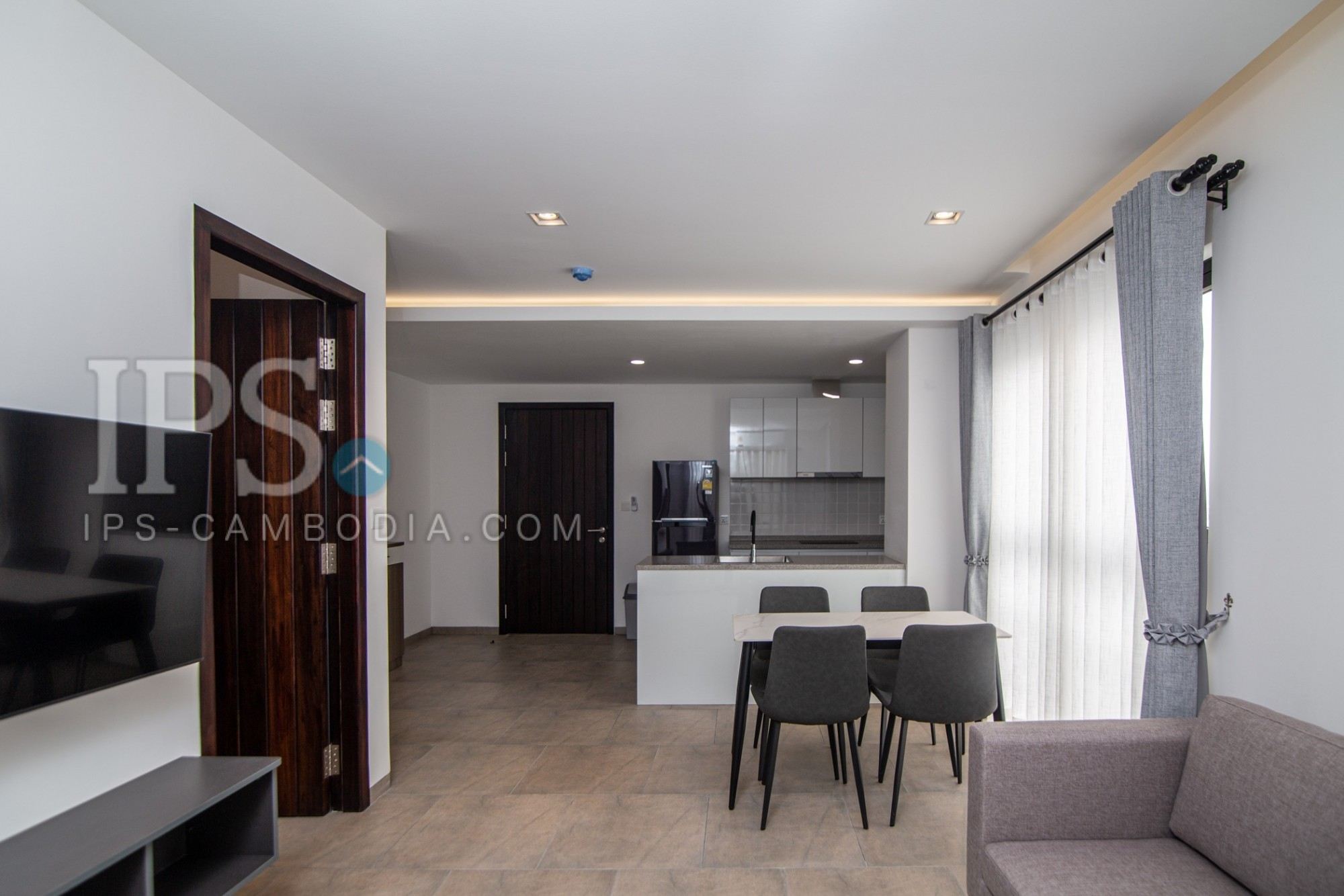 2 Bedroom Apartment For Rent - Khan Meanchey, Phnom Penh
