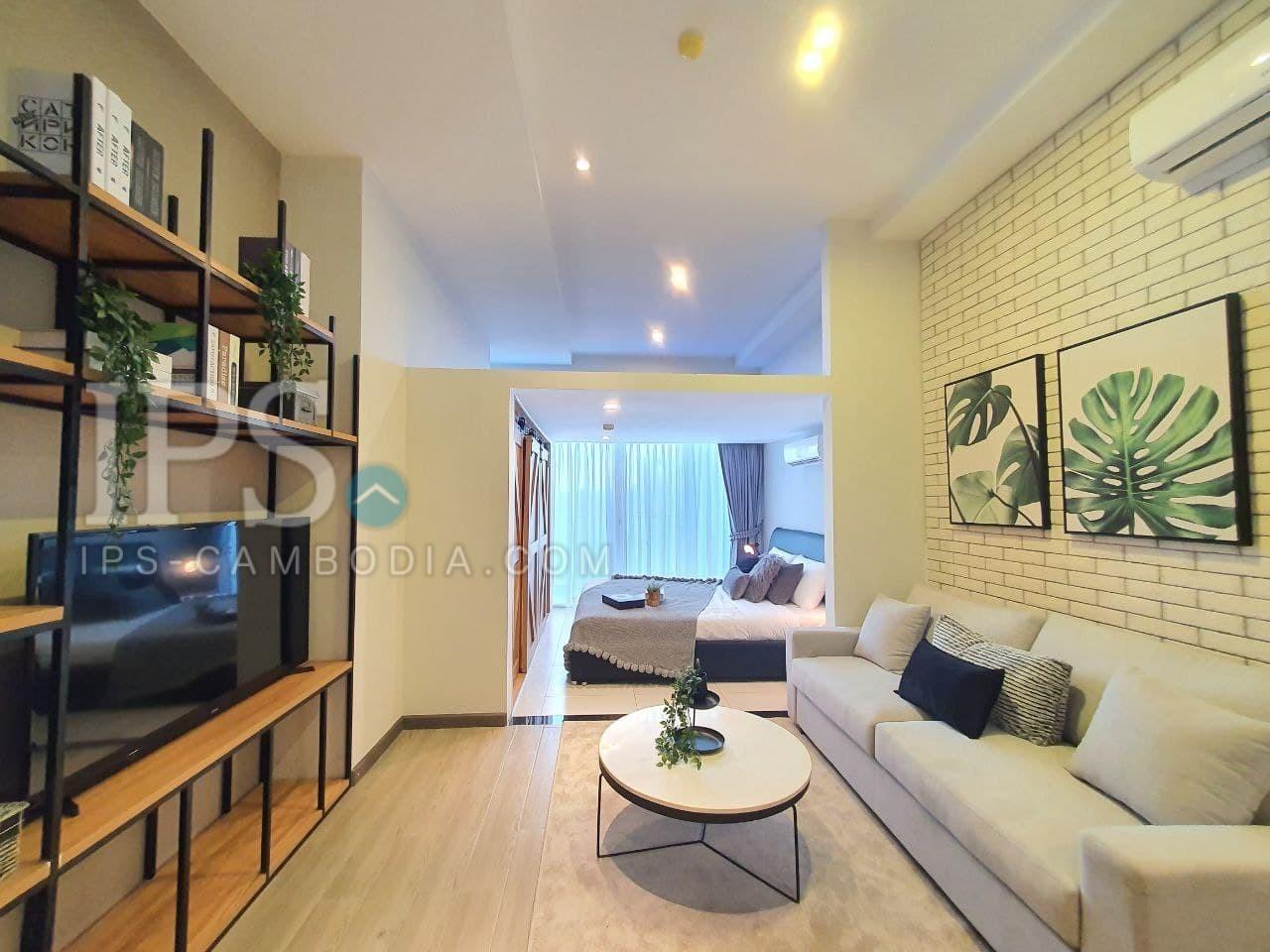 Studio Condominium For Sale - BKK3, Phnom Penh