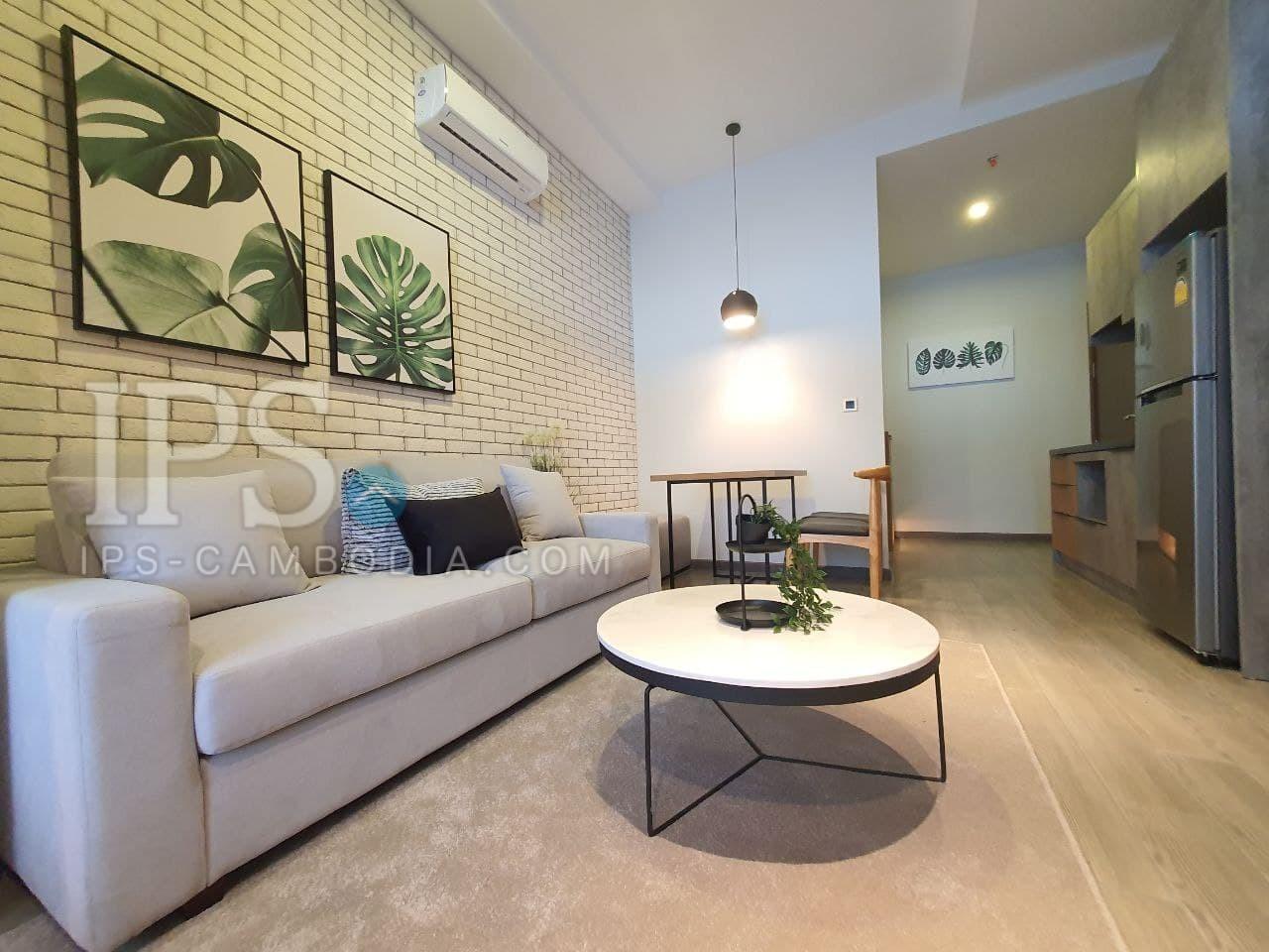 One Bedroom Condominium For Sale - BKK3, Phnom Penh