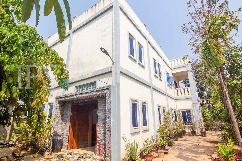 5 Bedroom House For Sale - Sangkat Siem Reap