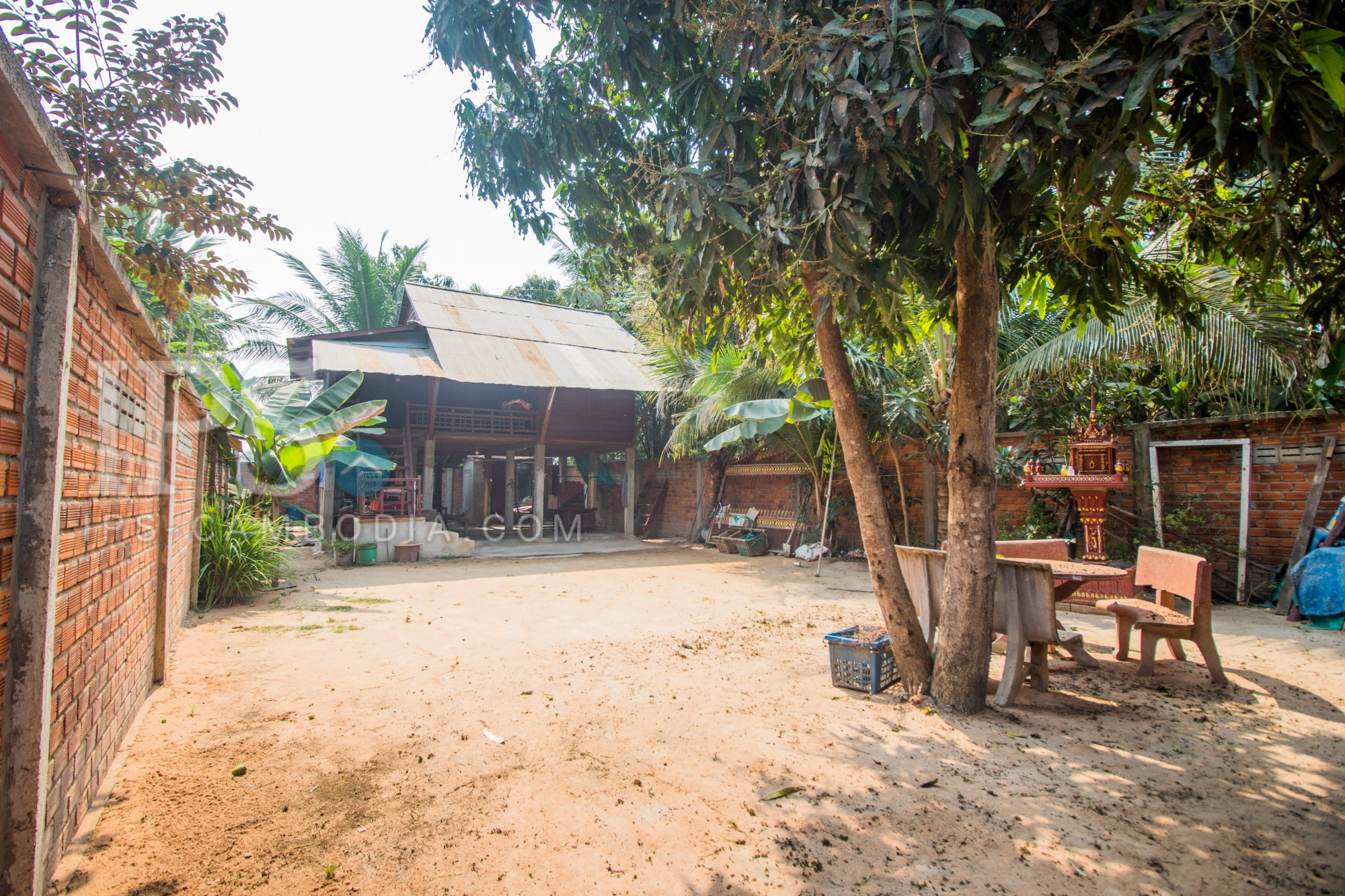 180 Sqm Residential Land For Sale - Sambour, Siem Reap