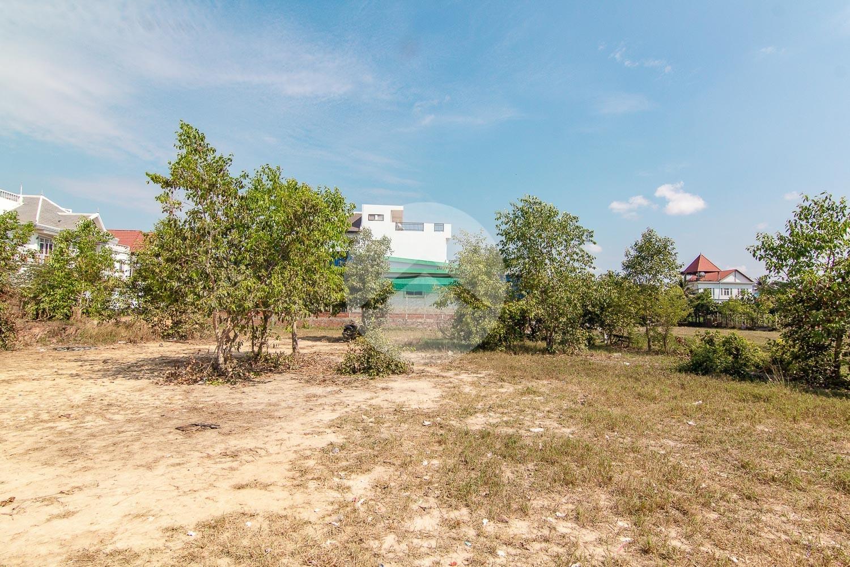 588 Sqm Residential Land For Sale - Sangkart Siem Reap,