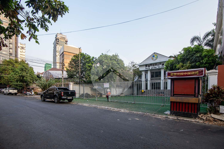 510 Sqm Commercial Space For Rent - BKK1 , Phnom Penh