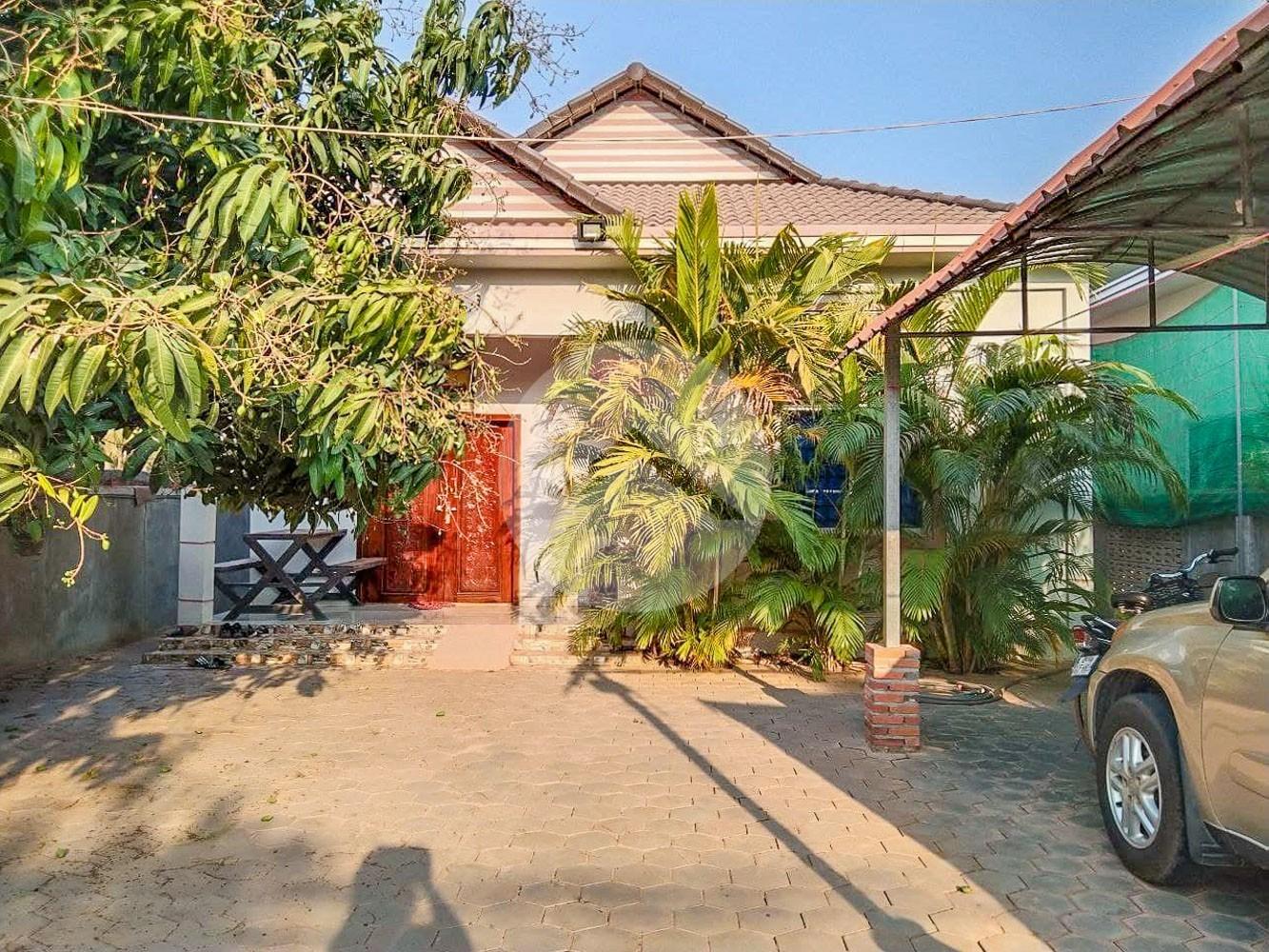 2 Bedroom House For Sale - Kor Kranh, Siem Reap