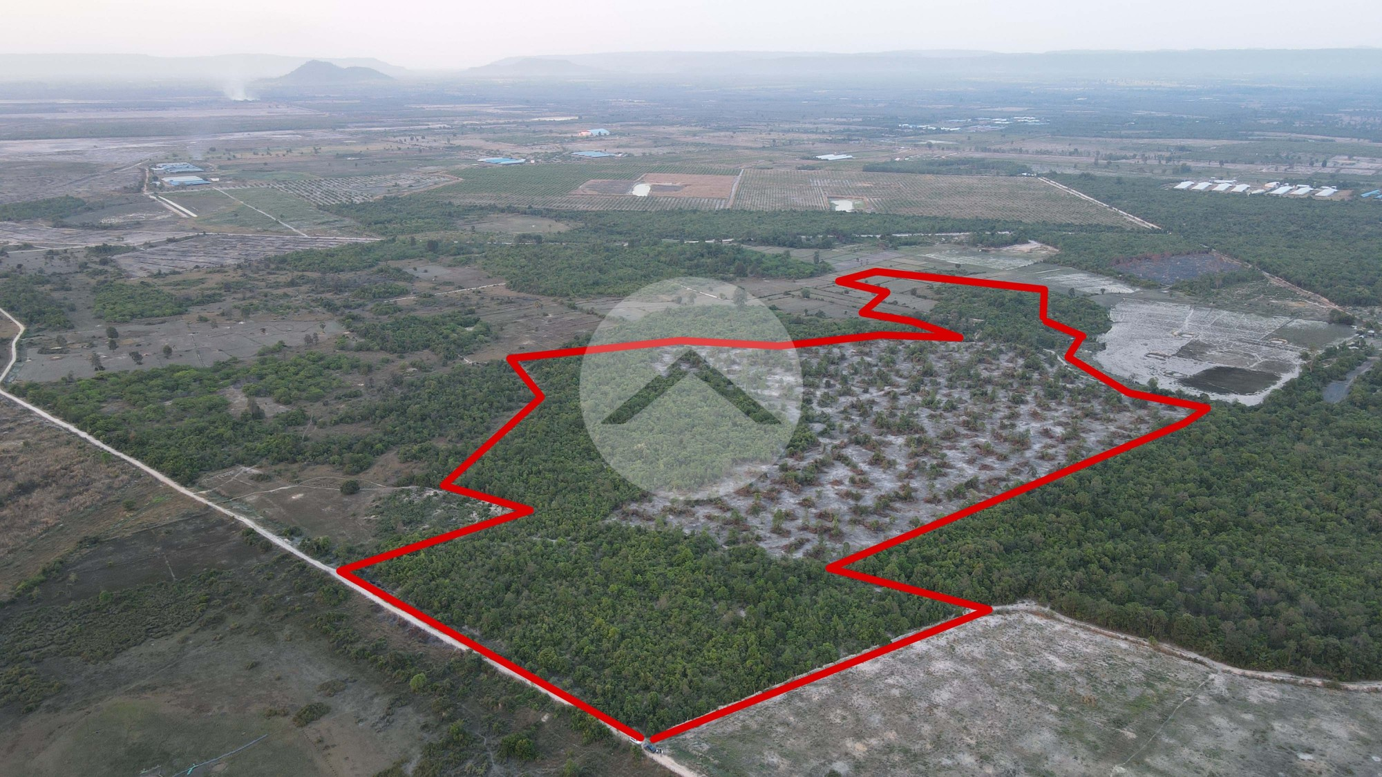 18 Hectare Land For Sale - Banteay Srei, Siem Reap