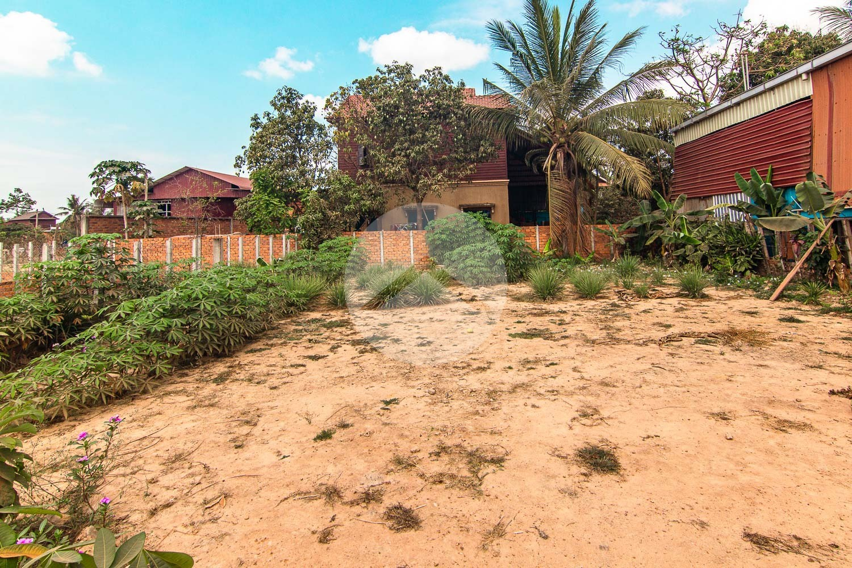 252 Sqm Residential Land For Sale - Sra Ngae, Siem Reap