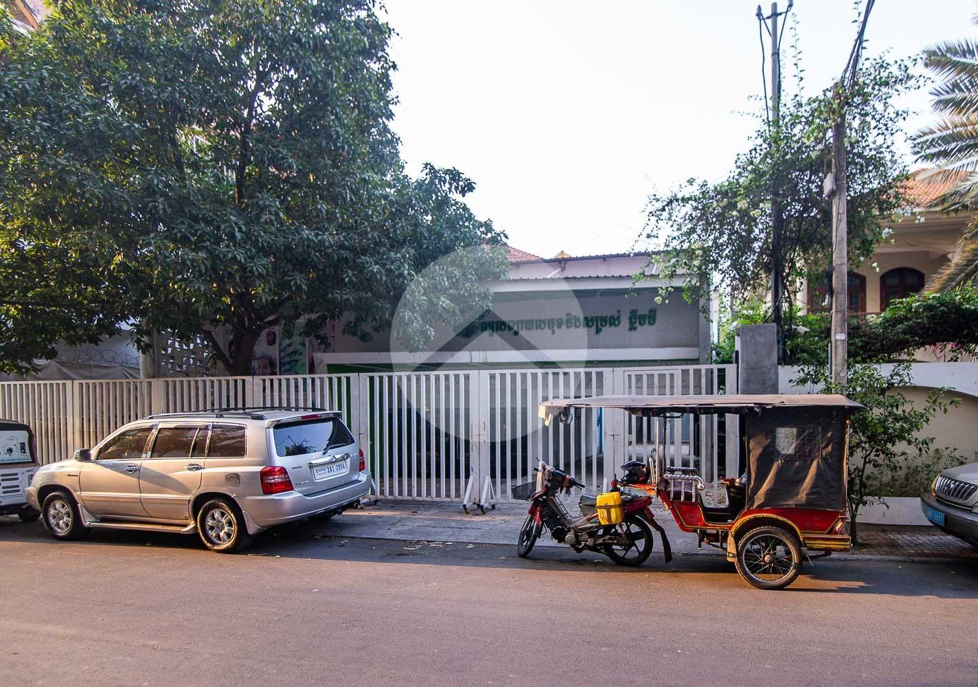493 Sqm Commercial Space For Rent - BKK1, Phnom Penh