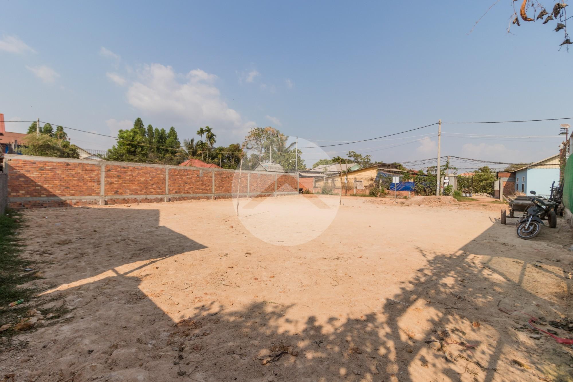 230 Sqm Residential Land For Sale - Svay Dangkum, Siem Reap