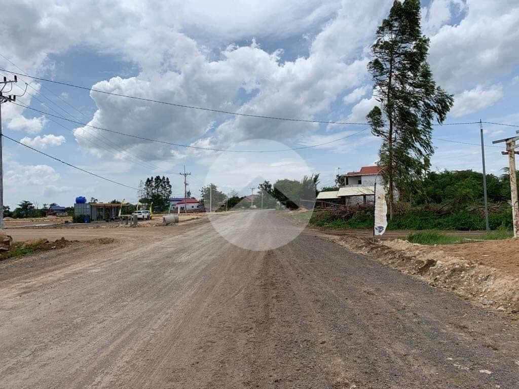 1750 Sqm Residential Land For Sale - Poi Pet, Banteay Meanchey