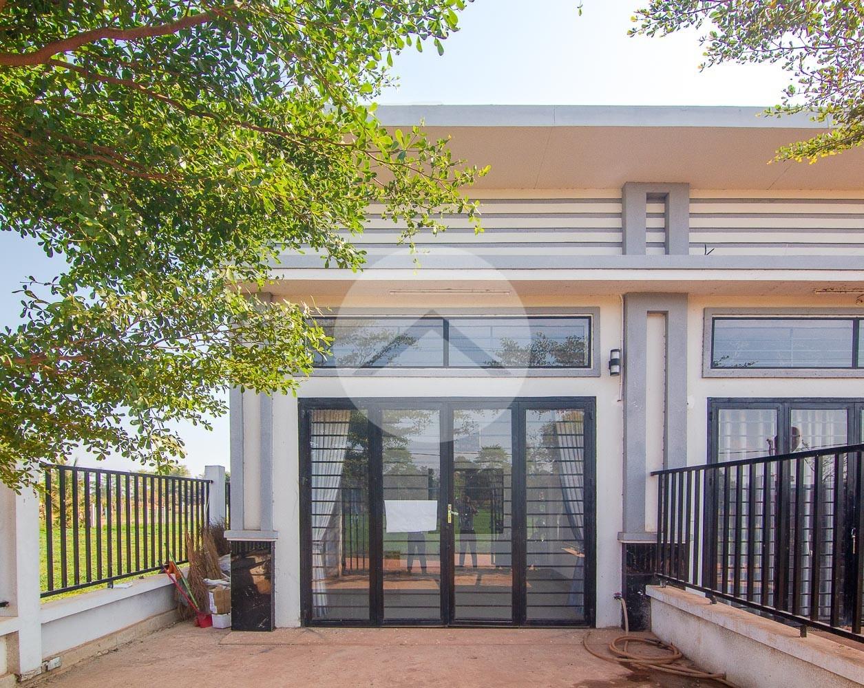2 Bedroom House For Sale - Chreav, Siem Reap