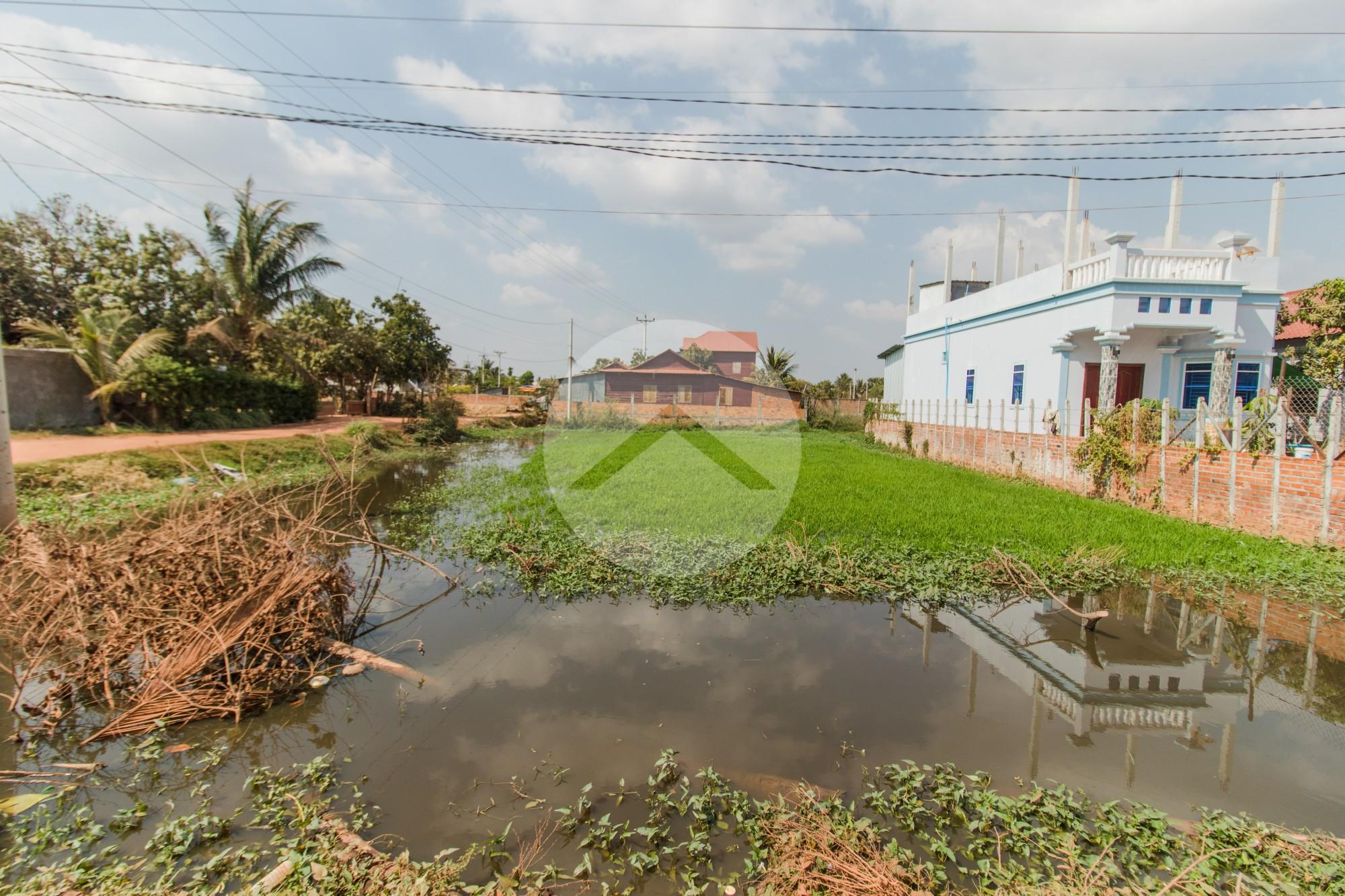 603 Sqm Residential Land For Sale - Chreav, Siem Reap