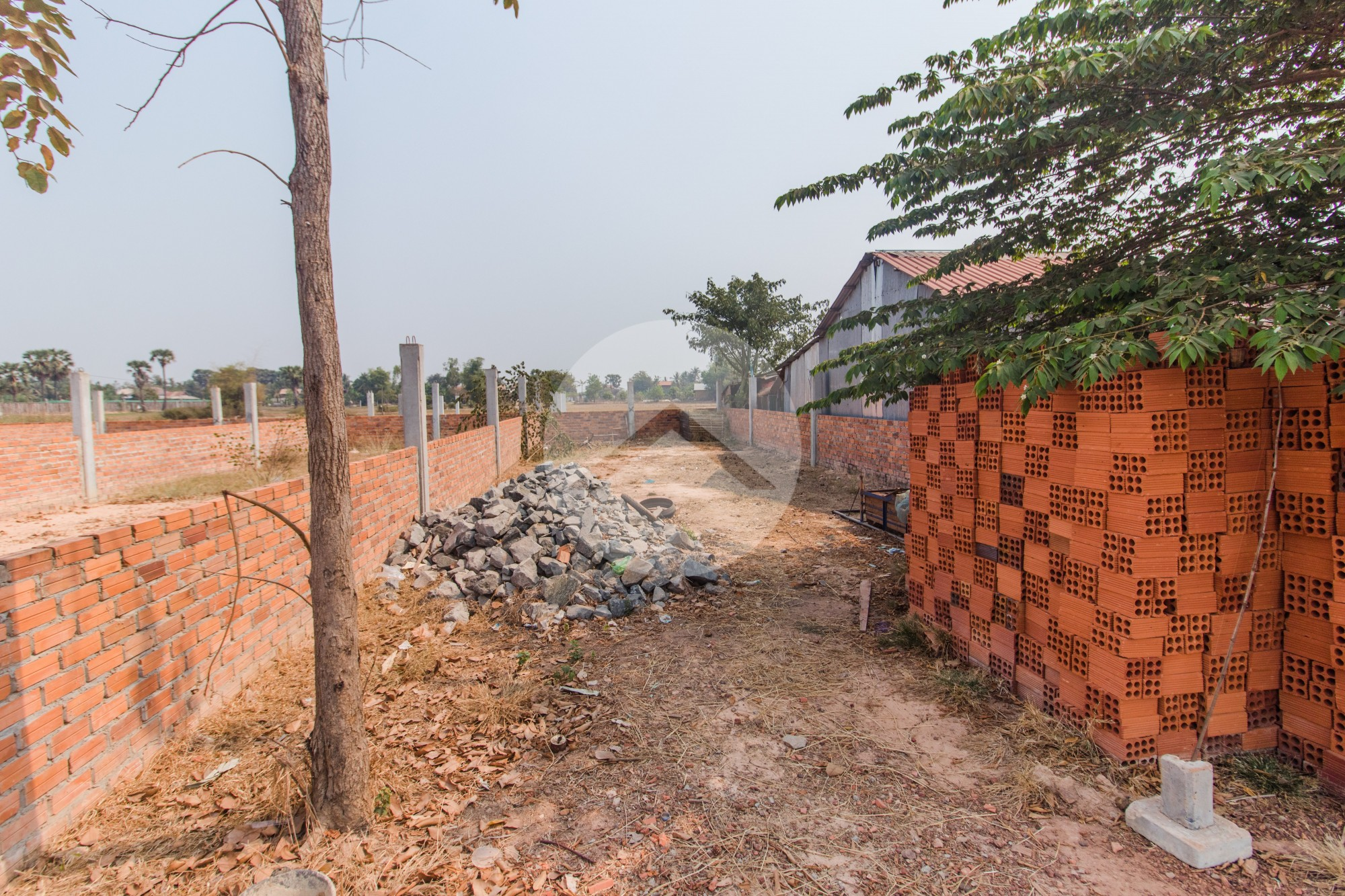 154 Sqm Residential Land For Sale - Sambour, Siem Reap