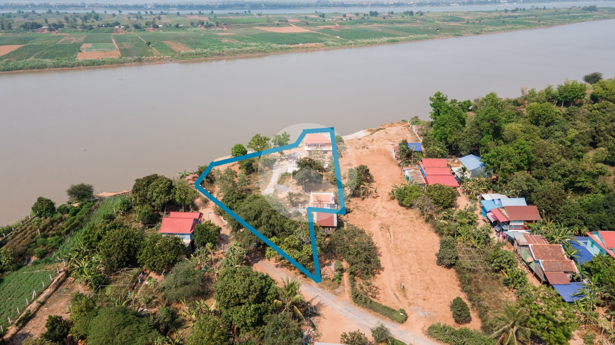 2736 Sqm Land For Rent - Chbar Ampov, Phnom Penh