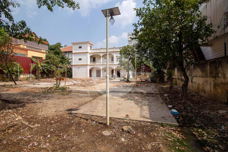2,400 Sqm Land For Rent - Toul Kork, Phnom Penh