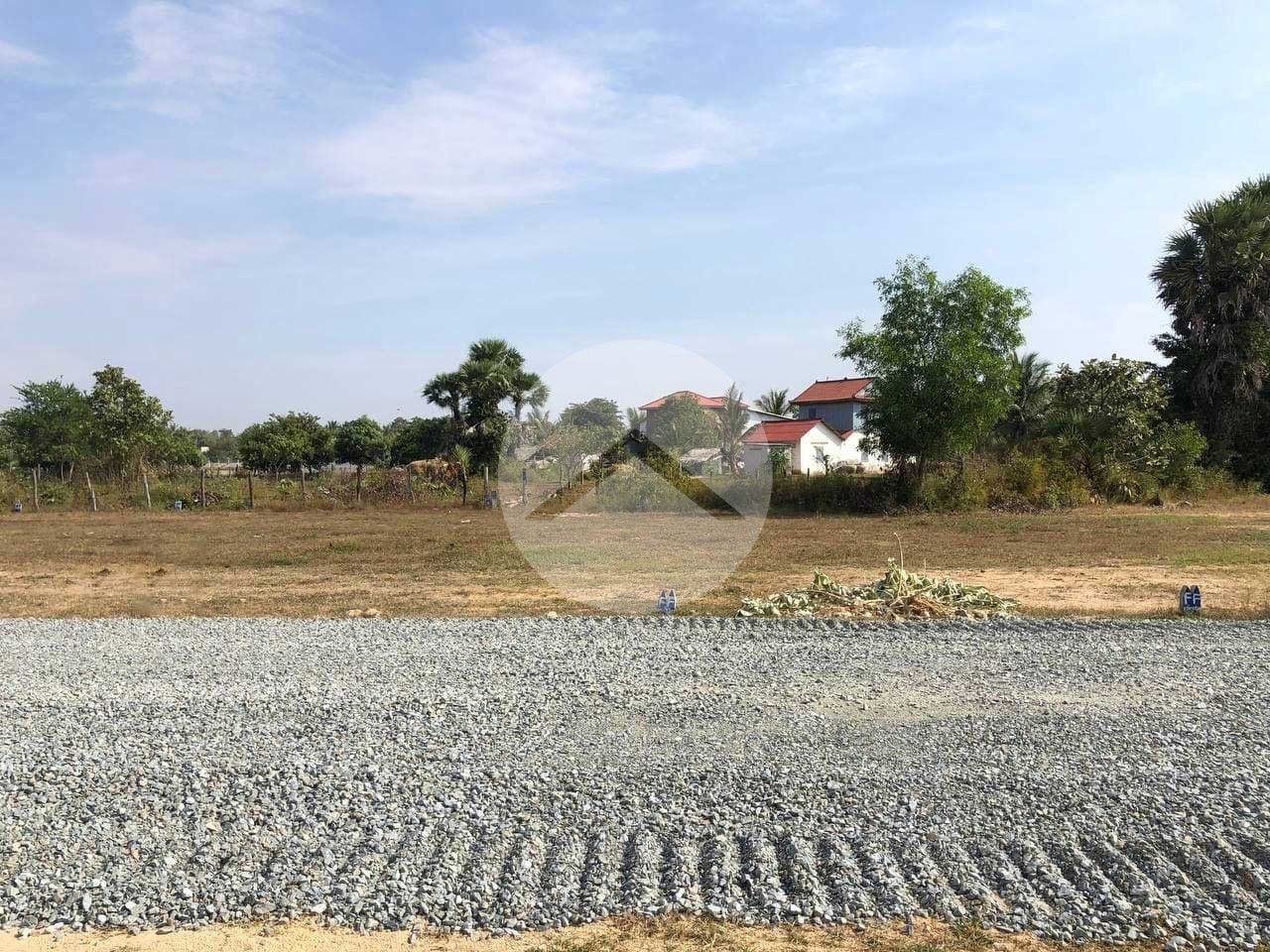 215 Sqm Residential Land For Sale - Bat Doeng , Kampong Speu