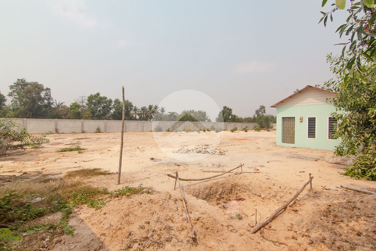 3186 Sqm Residential Land For Sale - Sambour, Siem Reap