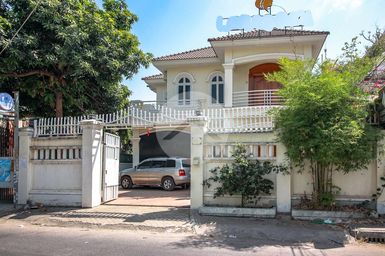 6 Bedrooms Commercial Villa For Rent In Russian Market, Phnom Penh