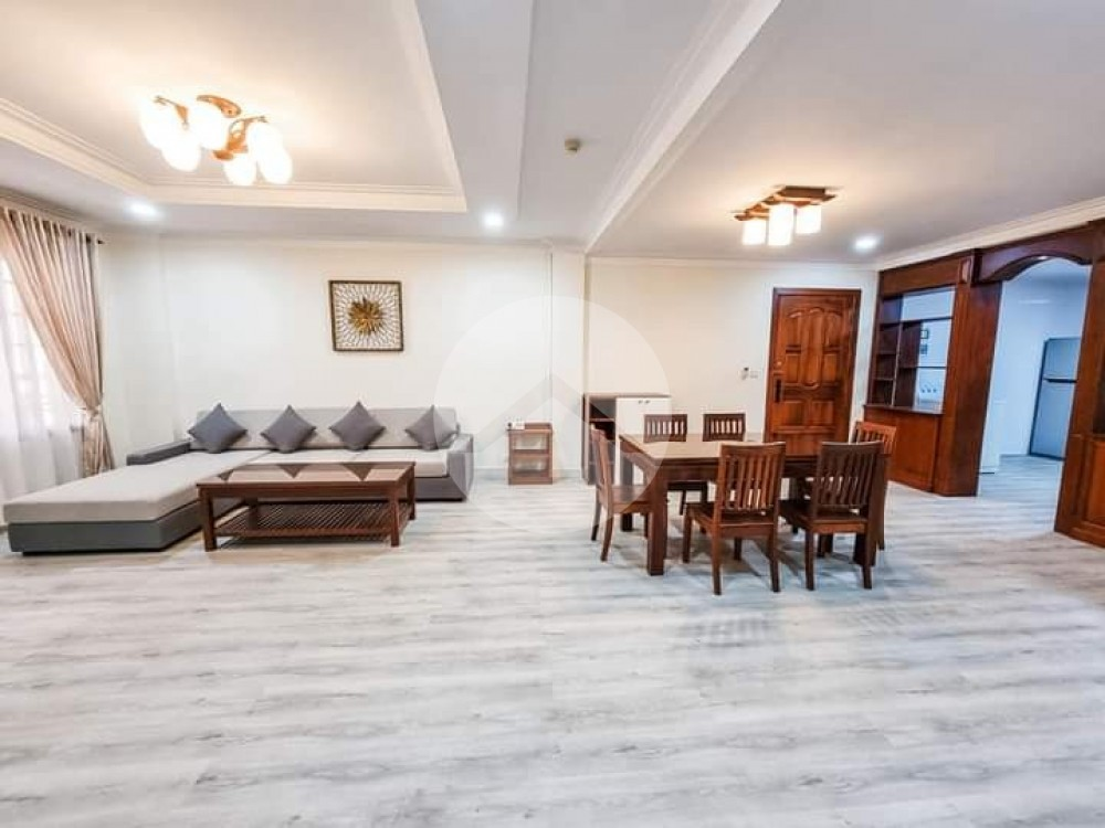 Serviced Apartment for Rent BKK1 - 3 Bedrooms