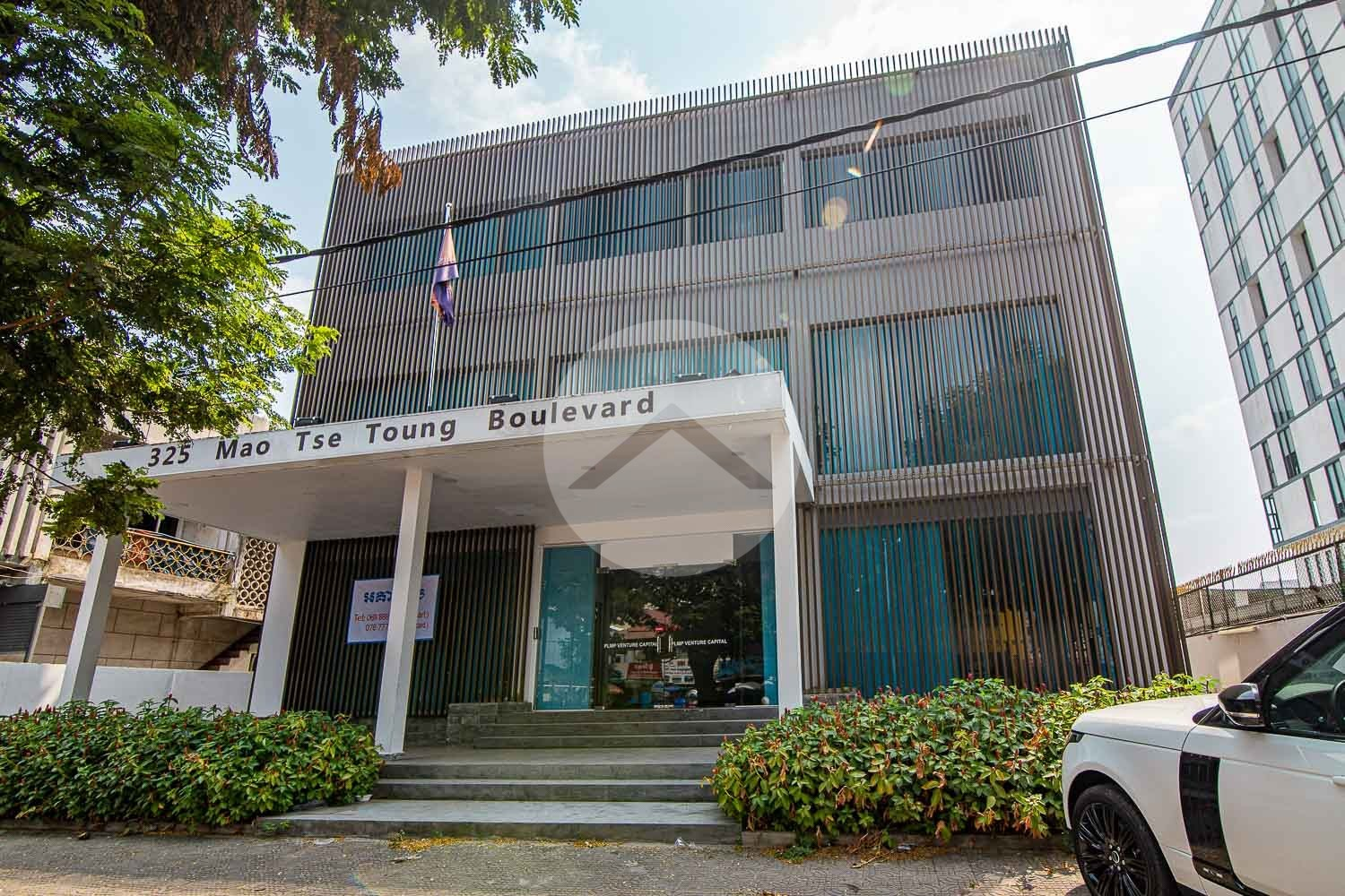 823.05 Sqm Commercial Building For Rent - Toul Kork, Phnom Penh