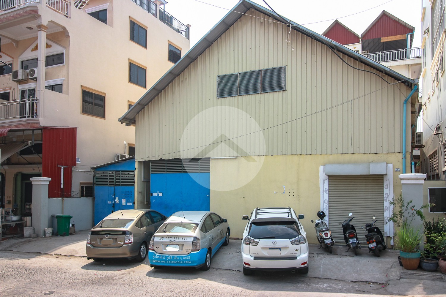336 Sqm Warehouse For Rent - Toul Tom Poung , Phnom Penh