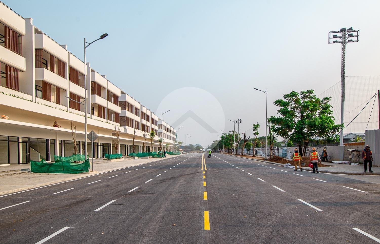 3 Bedroom Shophouse For Sale - KMH Park-Phnom Penh