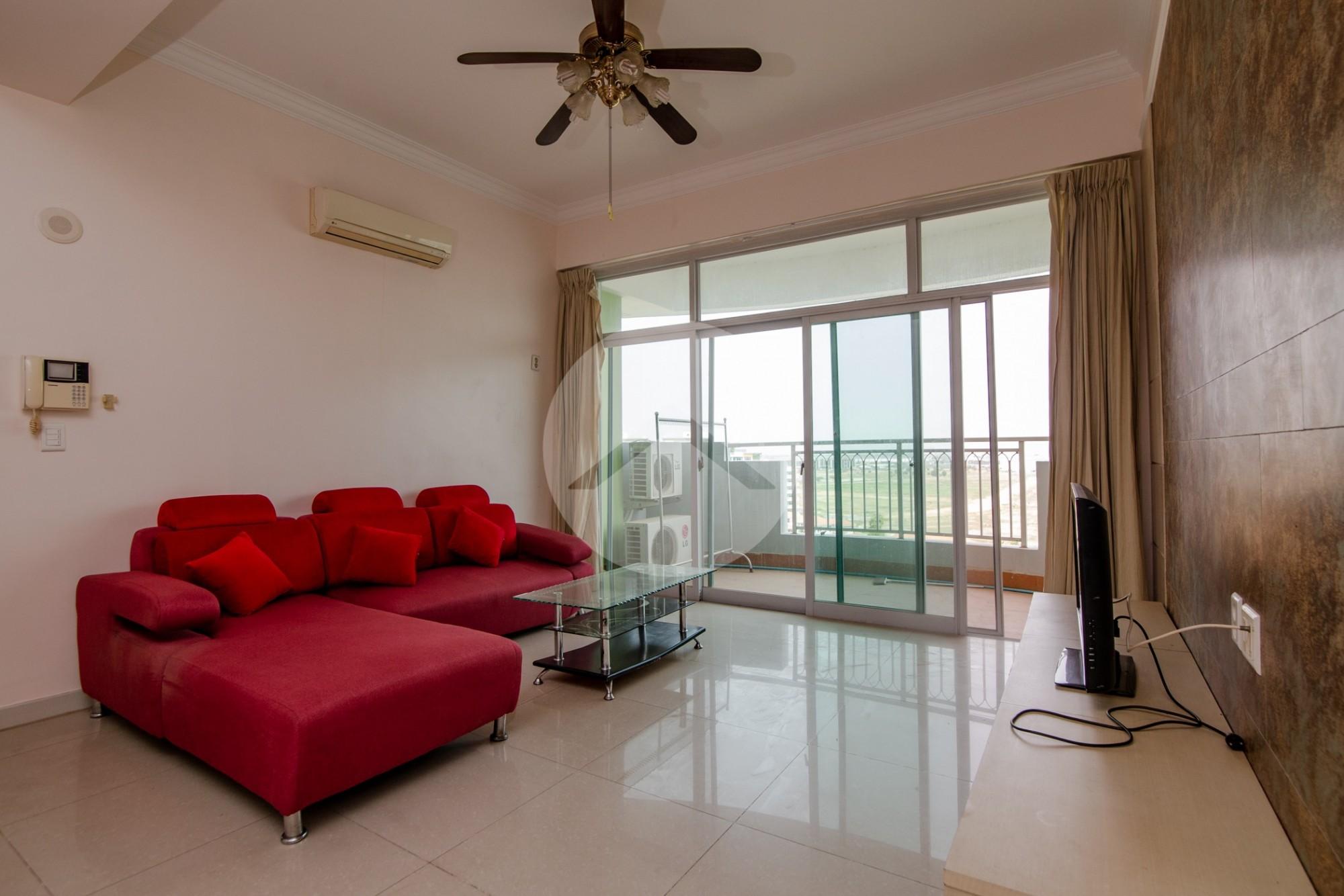 2 Bedroom Condo For Rent - Boeung Kak 1, Phnom Penh